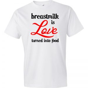 Breastmilk is Love turned into food