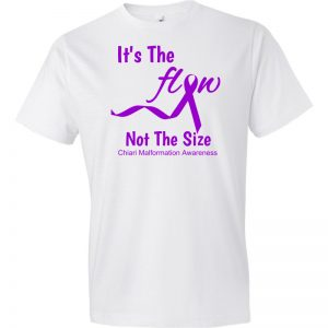 It's the Flow not the Size - Chiari Malformation Awareness